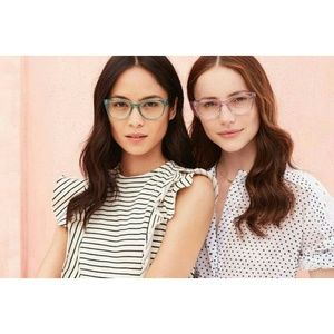 1065f1505d Warby Parker Accessories - Warby - Haley in Lavender Crystal